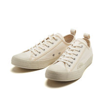 CONVERSE Rubber Sole Casual Style Street Style Plain Logo Military