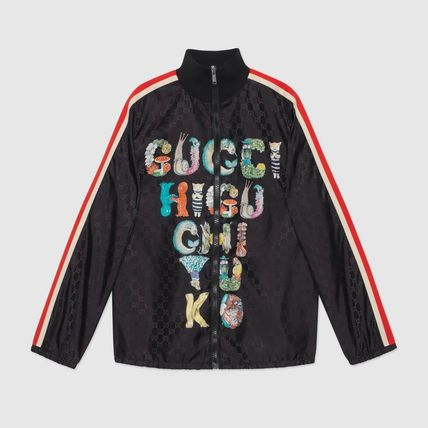 GUCCI Unisex Collaboration Kids Girl Tops