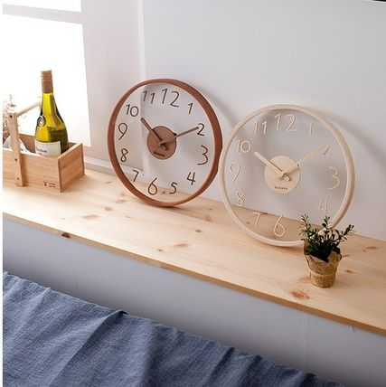 banana Handmade Clocks