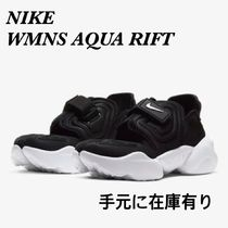 Nike AIR RIFT Casual Style Street Style Plain Logo Low-Top Sneakers