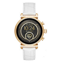 Michael Kors Casual Style Silicon Round Office Style Elegant Style