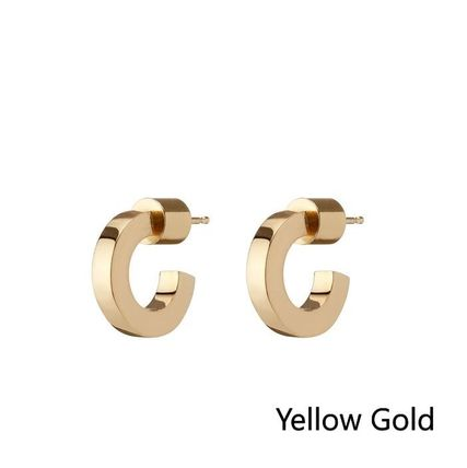 Casual Style Silver 10K Gold Office Style 14K Gold