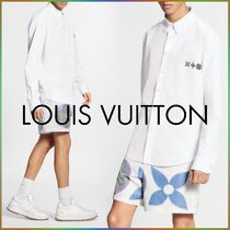 Louis Vuitton MONOGRAM Multicolor Monogram Regular Shirt