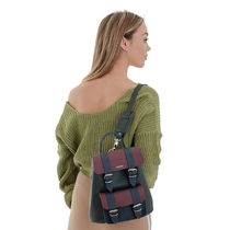 GRAFEA Casual Style Leather Backpacks
