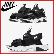Nike Platform Street Style Sport Sandals Shower Shoes