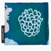 marimekko Flower Patterns Unisex A4 Logo Shoppers
