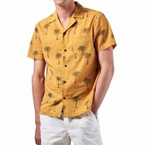 BANKS Shirts Street Style Cotton Short Sleeves Surf Style Shirts 4