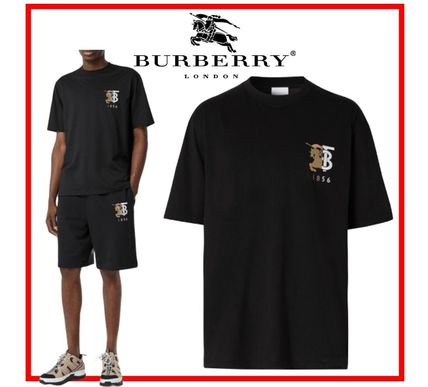 Burberry More T-Shirts Street Style Cotton Luxury T-Shirts