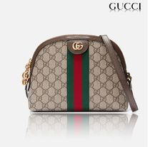 GUCCI Ophidia Casual Style Party Style Office Style Elegant Style