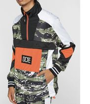 DOPE Unisex Street Style Khaki Co-ord Sweats Military