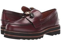 Coach Plain Leather Loafer & Moccasin Shoes