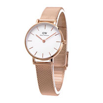 Daniel Wellington Quartz Watches Stainless Analog Watches