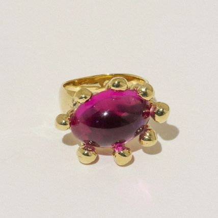Casual Style Party Style Elegant Style Rings