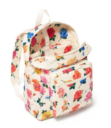 Flower Patterns Backpacks