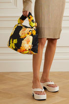 Dries Van Noten Casual Style Street Style Plain Formal Style  Totes