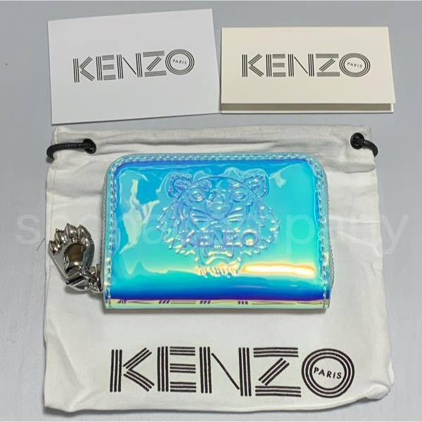 shop kenzo wallets & card holders
