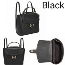 Nine West Casual Style 2WAY Plain Office Style Elegant Style Backpacks