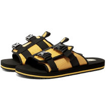 THE NORTH FACE Black Series Street Style Shower Shoes Logo Sports Sandals
