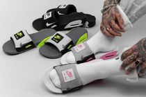 Nike AIR MAX 90 Unisex Street Style Shower Shoes Logo Sports Sandals