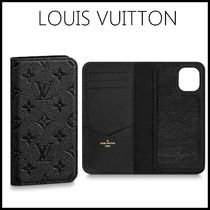 Louis Vuitton MONOGRAM Monogram Unisex Logo iPhone 11 Pro iPhone 11 Pro Max