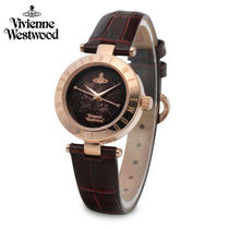 Vivienne Westwood Leather Bridal Analog Watches