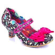Irregular Choice Round Toe Casual Style Pumps & Mules