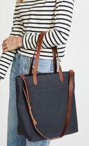 Madewell Casual Style 2WAY Plain Office Style Crossbody Totes