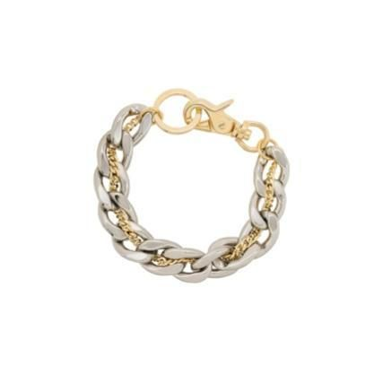Casual Style Chain Party Style Silver Elegant Style