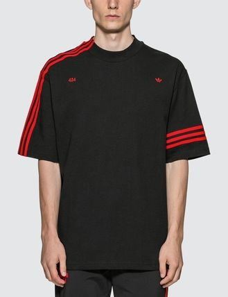 adidas More T-Shirts Street Style Collaboration Short Sleeves Logo T-Shirts 2
