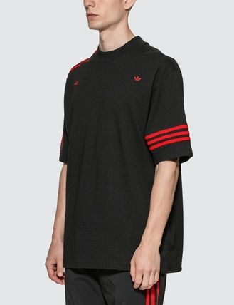 adidas More T-Shirts Street Style Collaboration Short Sleeves Logo T-Shirts 3
