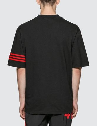 adidas More T-Shirts Street Style Collaboration Short Sleeves Logo T-Shirts 4