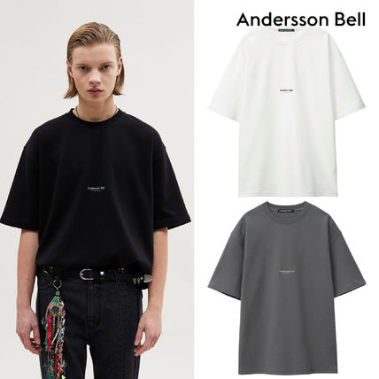 ANDERSSON BELL More T-Shirts Unisex Street Style Cotton Short Sleeves Logo T-Shirts