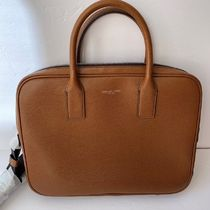 Michael Kors 2WAY Plain Leather Business & Briefcases