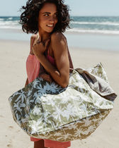 Billabong Flower Patterns Tropical Patterns Totes