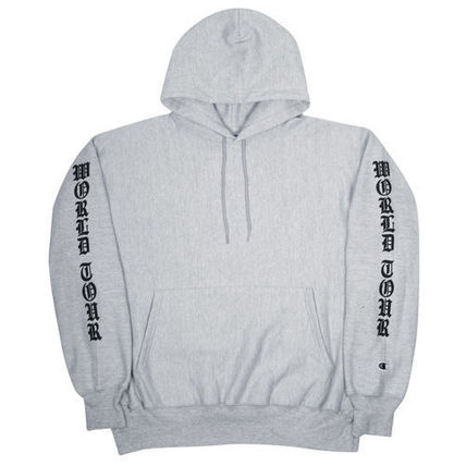 Street Style Collaboration Hoodies