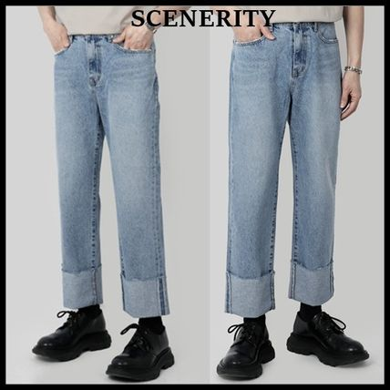 SCENERITY More Jeans Street Style Jeans