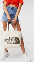 THE NORTH FACE Casual Style Unisex Street Style Logo Totes