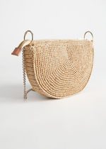 & Other Stories Casual Style Chain Crossbody Shoulder Bags