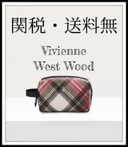 Vivienne Westwood Other Plaid Patterns Casual Style Nylon Spawn Skin