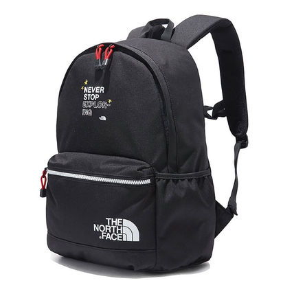 THE NORTH FACE WHITE LABEL Street Style Kids Girl Bags
