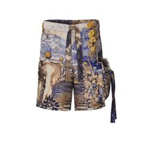 Louis Vuitton Technical Tapestry Shorts
