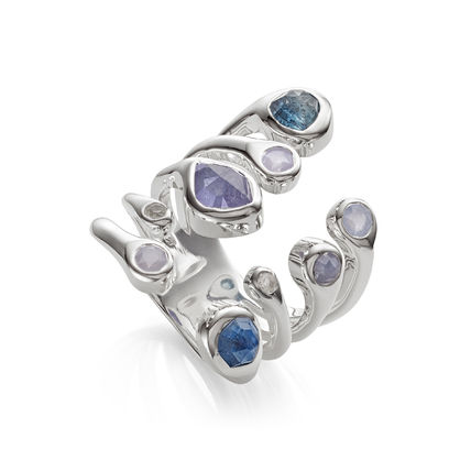 Monica Vinader Costume Jewelry Casual Style Rings
