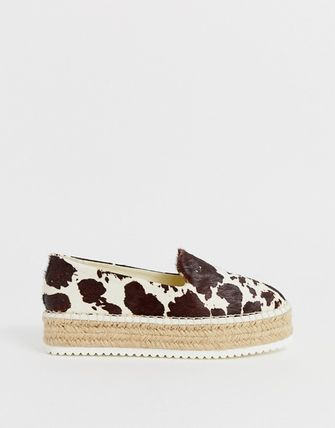ASOS Platform Casual Style Street Style Other Animal Patterns