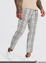 boohoo Other Plaid Patterns Blended Fabrics Street Style