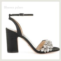 Badgley Mischka Party Style With Jewels Sandals Sandal