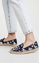 SOLUDOS Flower Patterns Casual Style Street Style Plain Oversized