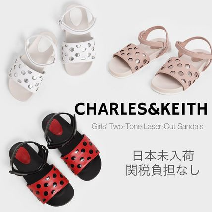 Charles&Keith Kids Girl Sandals