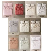 Urban Outfitters Plain Pillowcases Duvet Covers