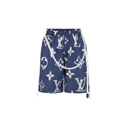 Louis Vuitton MONOGRAM Lv Escale Bermuda Shorts