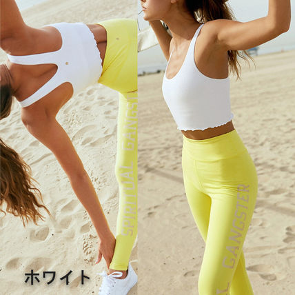Blended Fabrics Activewear Tops